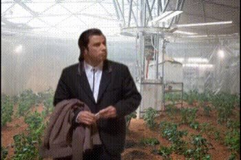 confusedtravolta, MRW I came back for Watney and he was out testing his rover GIFs