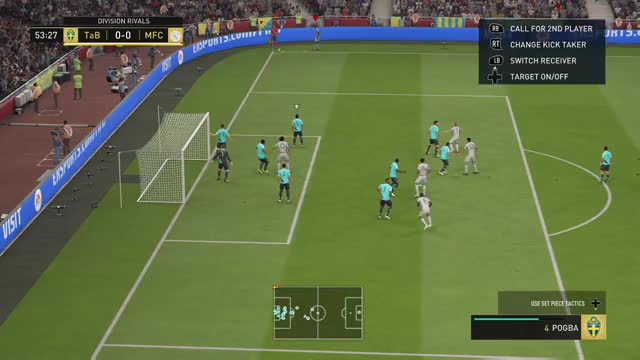 Watch goat corner GIF by Gamer DVR (@xboxdvr) on Gfycat. Discover more FIFA19, Father Wack, xbox, xbox dvr, xbox one GIFs on Gfycat