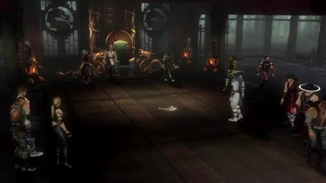 Watch and share MK9 - Mythologies Reference GIFs by 76sup on Gfycat