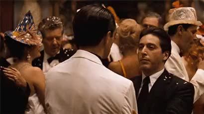 Watch and share The Godfather GIFs and Al Pacino GIFs on Gfycat