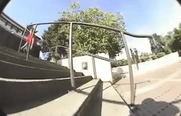 Watch mccranker// BFFS: Menikmati sessions (early days of antisoci GIF on Gfycat. Discover more UBC, antisocial skateboard shop, bffs, blew my ACL skating that set, fred mortagne, french fred, front nosegrind, frontside, fs nosegrind, gif, girl skateboards, kink, lakai, menikmati, my gif, nosegrind, rick mccrank, skateboarding, thrasher, vancouver GIFs on Gfycat