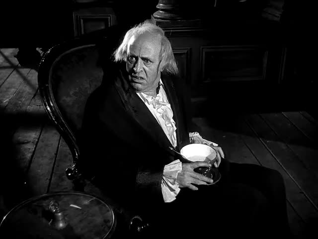 Watch and share A Christmas Carol GIFs and Alastair Sim GIFs by Cat School on Gfycat