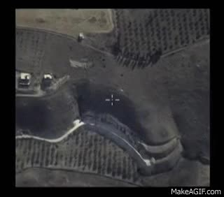 Watch Russian airstrikes in Syria 30-09-2015 GIF on Gfycat. Discover more related GIFs on Gfycat