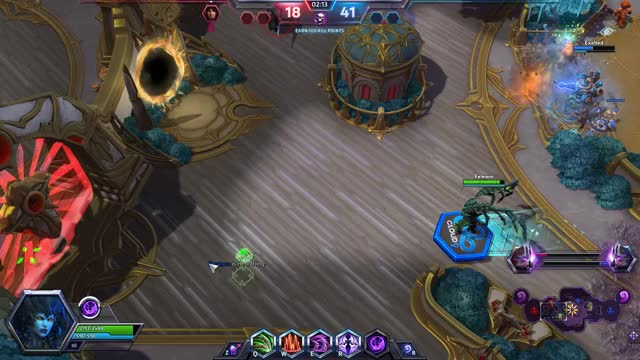 Watch and share Heroes Of The Storm GIFs and Kerrigan GIFs by Felewin on Gfycat