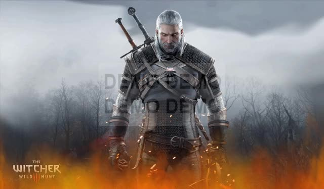 Watch and share The Witcher 3 GIF By Warius24 GIFs on Gfycat