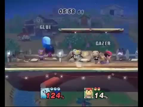 Watch and share Project M GIFs by ostrichglue on Gfycat