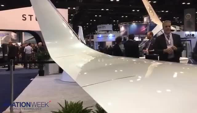 Watch and share Aviation Partners/FlexSys Morphing Wing Demonstrator GIFs on Gfycat