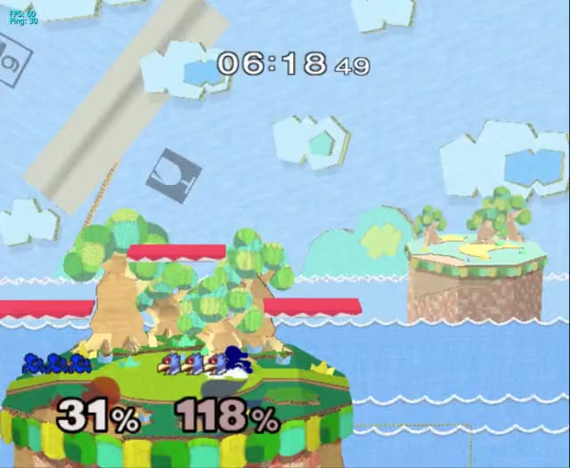 Watch and share Falco FoD - Bair Utilt Fsmash GIFs by pbmo7g on Gfycat