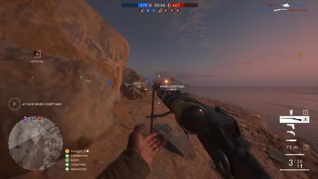 Watch and share Flanking Enemy Boat. GIFs on Gfycat