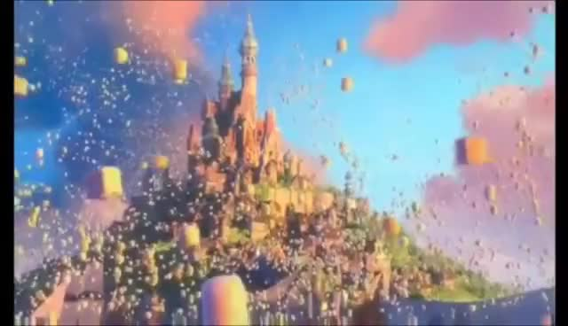 Watch and share Disney Tangled GIFs on Gfycat