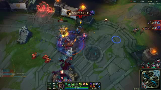 Watch and share League Of Legends GIFs and Double Kill GIFs by Overwolf on Gfycat