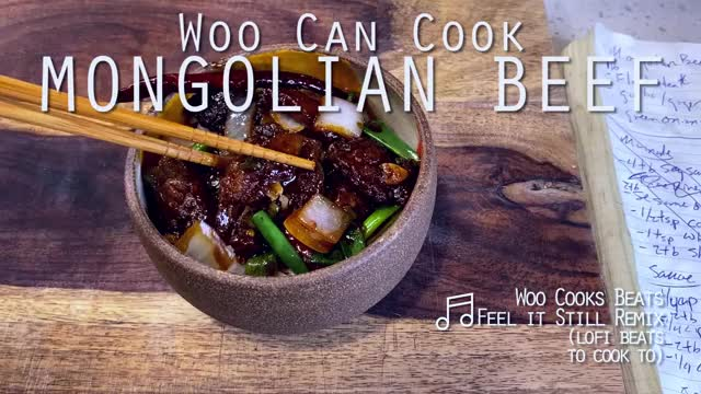 Watch and share Woo Can Cook | Crispy Mongolian Beef GIFs by WooCanCook on Gfycat