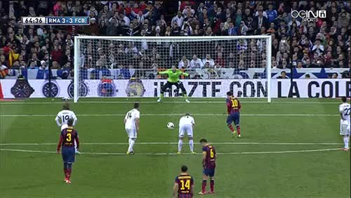 Watch and share Real Madrid [3] GIFs on Gfycat