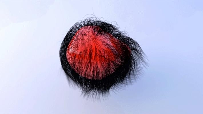Haikuwoot, haikuwoot, The Hairy Blob! GIFs