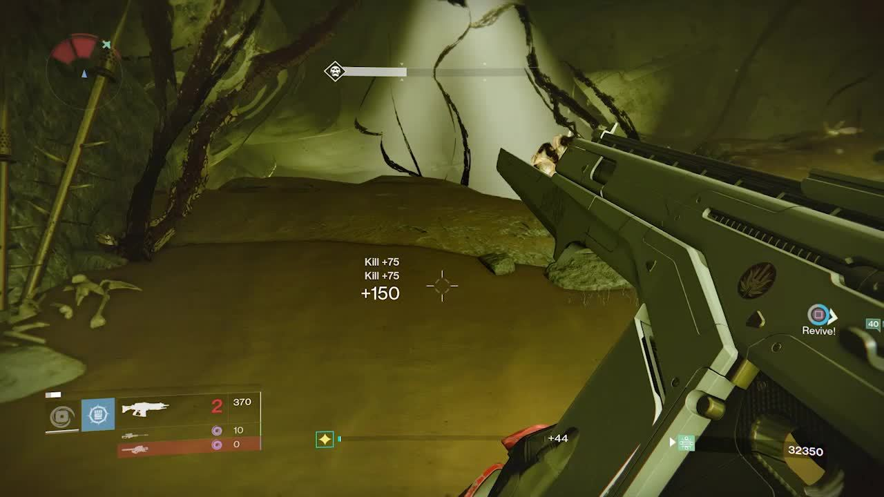 destinythegame, Punching Wretched Knight GIFs