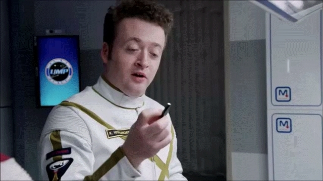 OtherSpaceShow, otherspaceshow, Other Space is hilarious and quirky and you should all watch it, its free. [gif][slight spoiler] (reddit) GIFs