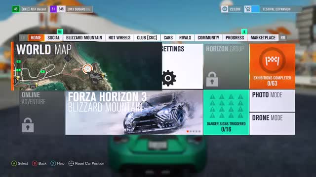 ForzaHorizon3, N3X Hazard, xbox GIF by Gamer DVR (@xboxdvr) | Find