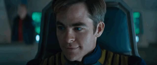 Watch and share Chris Pine GIFs on Gfycat