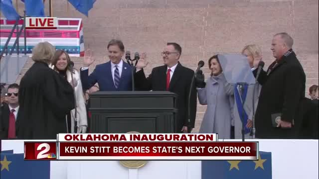 Watch 2019 inauguration - Governor J. Kevin Stitt GIF on Gfycat. Discover more stitt GIFs on Gfycat