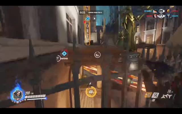 Watch kings row... GIF by Dusty Muffin (@ryuskei) on Gfycat. Discover more overwatch GIFs on Gfycat