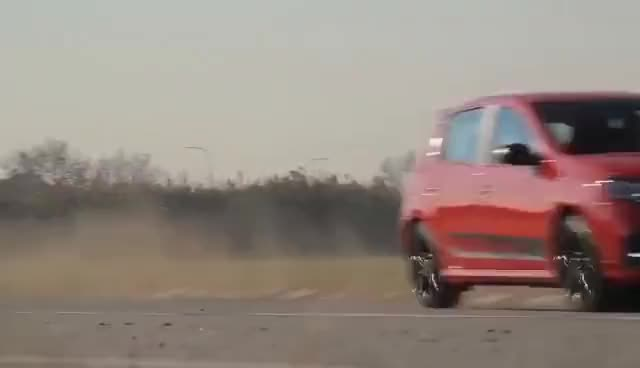 Watch and share Renault Sandero RS - Test - Matias Antico - TN Autos GIFs on Gfycat