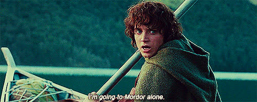 elijah wood, lord of the rings, lotr,  GIFs
