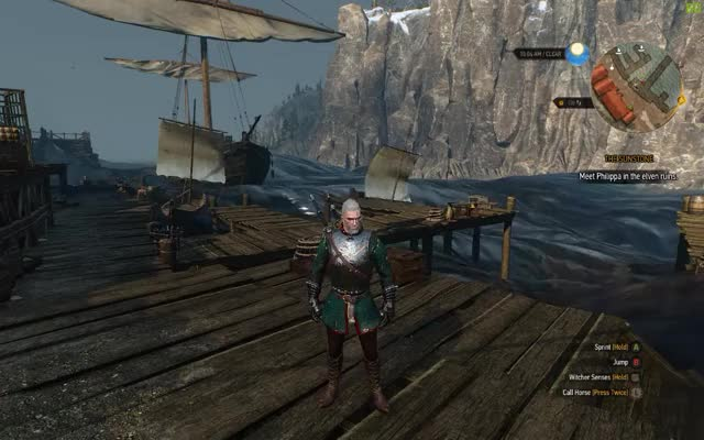 Watch Witcher 3 - Flying Boat GIF on Gfycat. Discover more 60fpsgfy, gaming, witcher3 GIFs on Gfycat