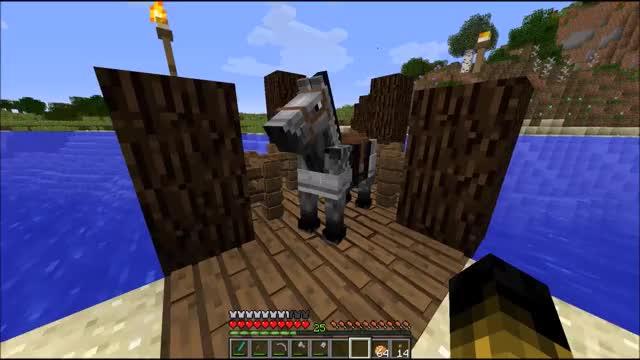 Horse porn minecraft minecraft horse