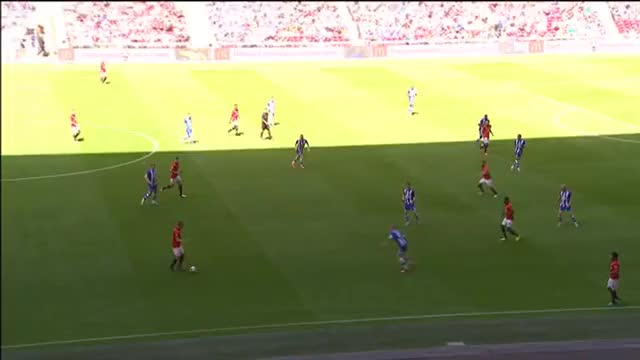 Watch and share 01 Van Persie (Community Shield) GIFs by mu_goals_2 on Gfycat