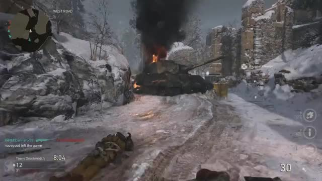 Watch Call of Duty®: WWII_20171228193247 GIF on Gfycat. Discover more PS4share, Call of Duty®: WWII, PlayStation 4, Sony Interactive Entertainment GIFs on Gfycat