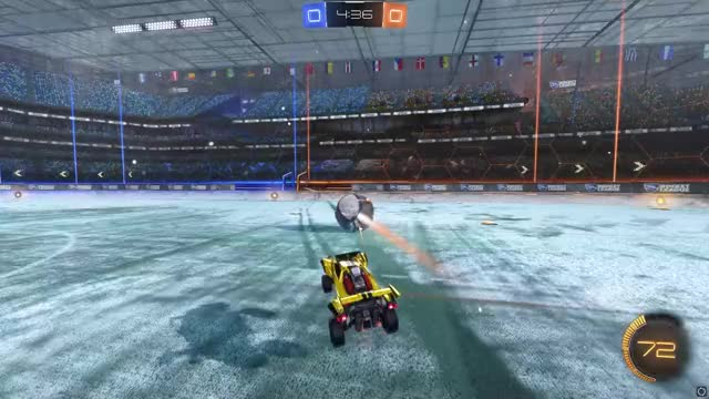 Watch The pile driver GIF by I play Car Soccer, and Soccer (@parangutang) on Gfycat. Discover more RocketLeague, rocket league GIFs on Gfycat