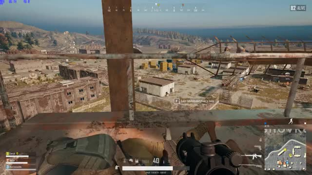 Watch and share Vlc-record-2018-05-20-00h33m02s-PLAYERUNKNOWN GIFs by adamdevigili on Gfycat