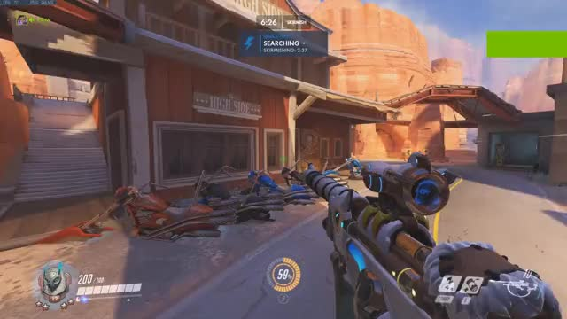 Watch Bullies GIF by PanPan_OW (@panda_bear_) on Gfycat. Discover more Ana, Overwatch GIFs on Gfycat