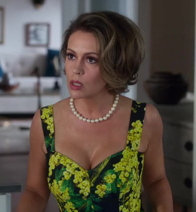 Watch and share Alyssa Milano GIFs and Insatiable GIFs by Quacksterz on Gfycat