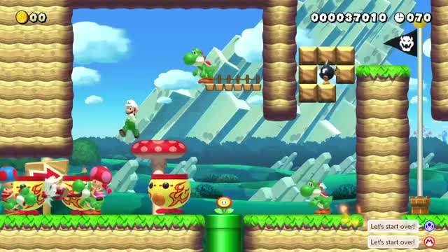 Watch and share Super Mario Maker 2 GIFs by SolarLight on Gfycat