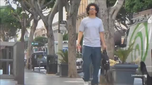 Watch and share Eric Andre - Computer Repair GIFs on Gfycat