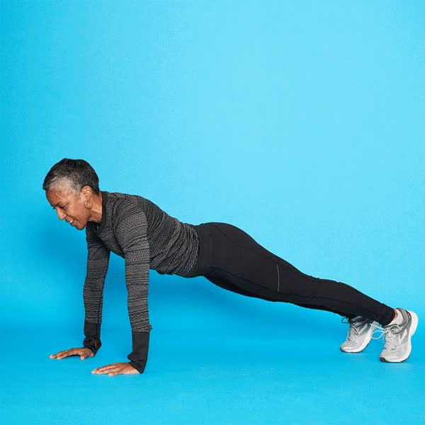 Watch and share 20190215 Healthline 04 Pushup-lores GIFs by Healthline on Gfycat