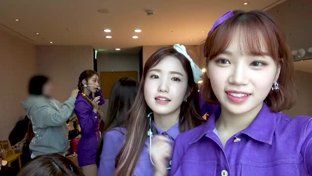 Watch and share Honda Hitomi GIFs and Kim Chaewon GIFs by coisher on Gfycat