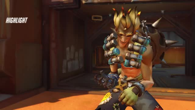 Watch and share Highlight GIFs and Overwatch GIFs by Zolarix on Gfycat