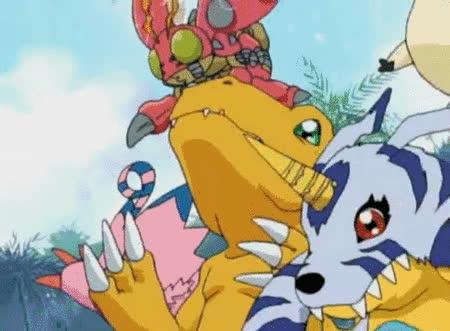 Digimon GIFs