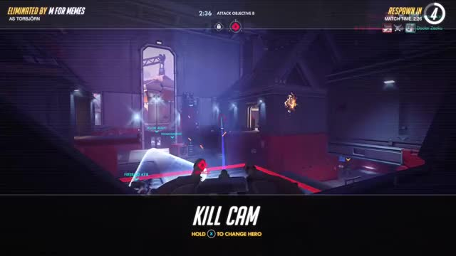 Watch and share Overwatch GIFs and Xbox One GIFs by gay_dentists on Gfycat