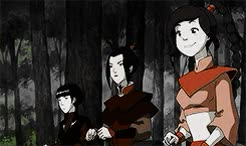 Watch this trending GIF on Gfycat. Discover more atla, azula, my edits, otpm, the last airbender, ty lee, tyzula GIFs on Gfycat
