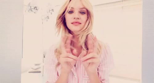 Watch and share Candice Swanepoel GIFs on Gfycat