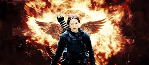 Watch and share Katniss Everdeen GIFs and Teamvictors GIFs on Gfycat