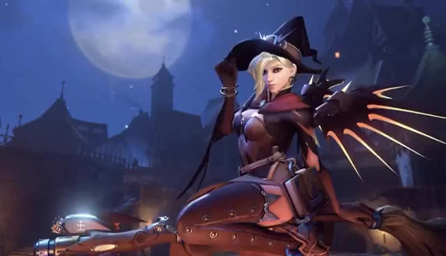 Watch and share Mercy GIFs on Gfycat