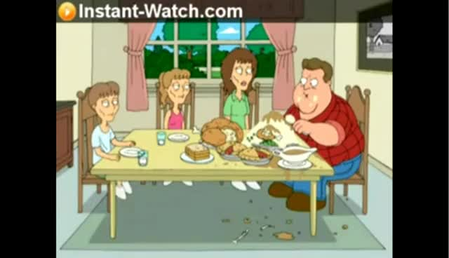 Watch and share Family Guy - John Goodmans Family GIFs on Gfycat