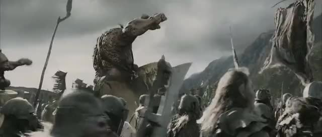 Watch and share Orcs Marching GIFs on Gfycat