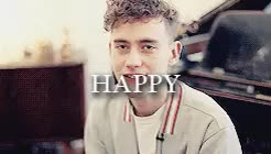 Watch and share Olly Alexander Gif GIFs and Oliver Alexander GIFs on Gfycat