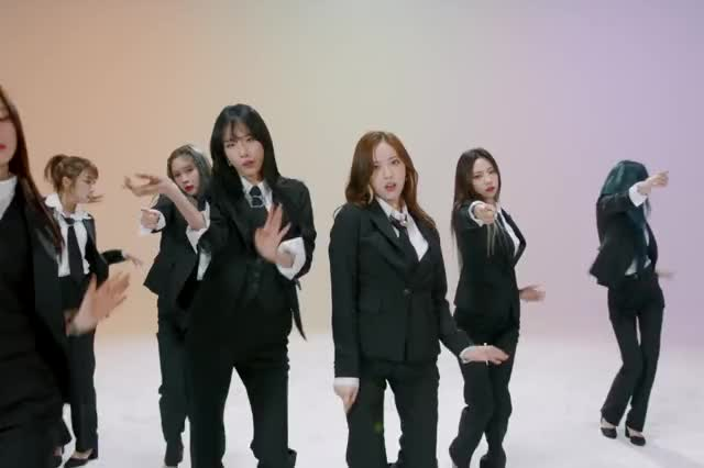 Watch and share 210401 1thek WJSN Suit Dance Seola (5) GIFs by Strike on Gfycat