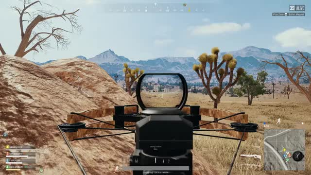 Watch and share Vlc-record-2018-02-20-22h37m54s-PLAYERUNKNOWN GIFs by sammycorgi on Gfycat